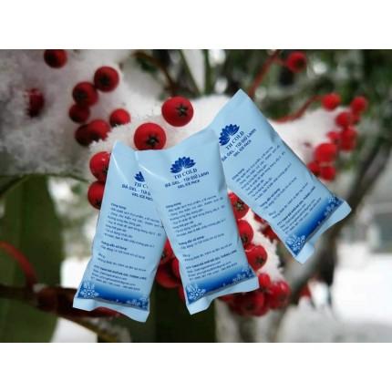 Túi Đá Khô Dạng Gel 300g Giúp Làm Lạnh Giảm Nhiệt Nhanh Hơn, Làm Lạnh 4 - 5 Tiếng - Aodieuhoa.vn