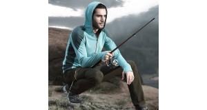 Điều đặc biệt đến từ sản phẩm áo điều hòa cho dân câu cá