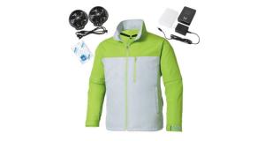 Tìm hiểu các tiện ích và thiết kế độc đáo của áo bảo hộ gắn quạt