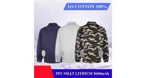 Review ưu nhược điểm của vải cotton và vải gió của áo điều hòa