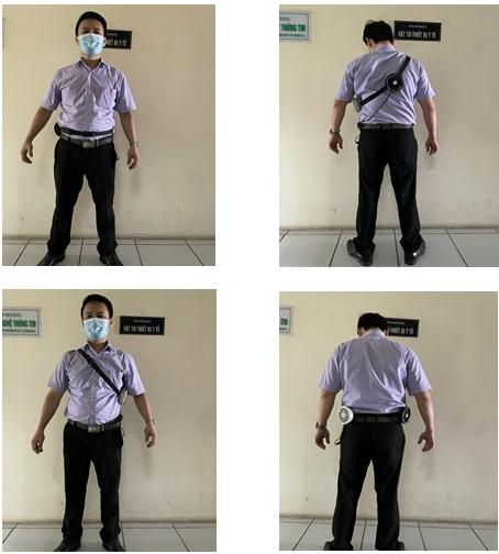 Giải pháp bảo hộ lao động cho nhân viên y tế