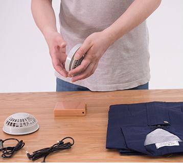 Hướng dẫn lắp đặt và sử dụng áo điều hoà KITO Nhật Bản Chính Hãng